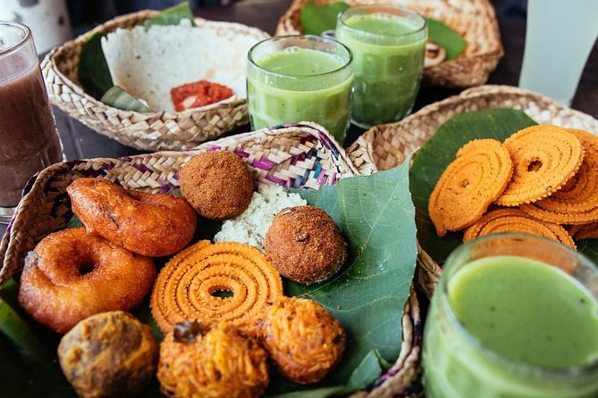 Sri Lankan Traditional Foods & Cultural Tour