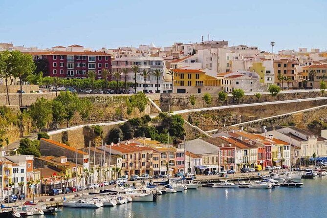 Private Walking Tour in Mahon Menorca