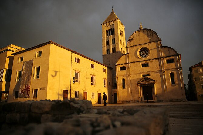Zadar City Tour 120min Walk