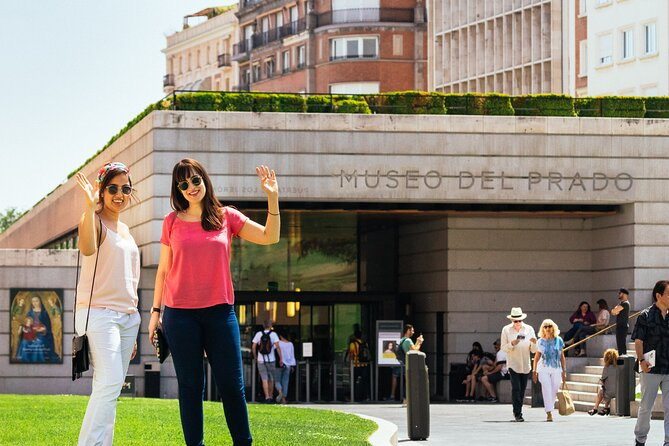 Prado Museum Private Tour with Ticket Included