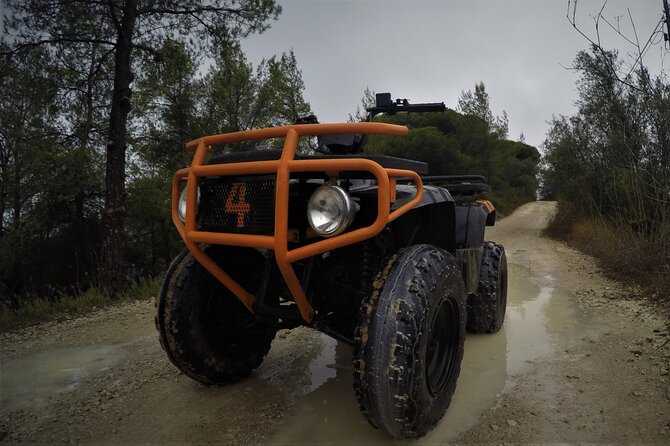 Arrábida Day Trip with 4x4 ATV Adventure from Lisbon