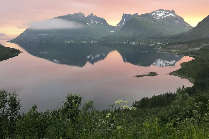 Small-Group Midnight-Sun Hiking Tour from Senja