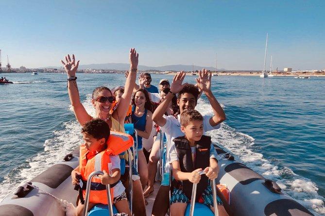 Algarve Coast Guided Boat Tour