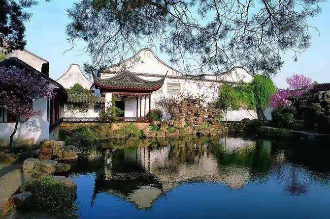Suzhou Private Day Tour: Garden & Tongli Water Town