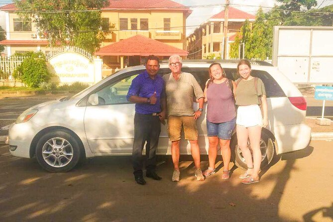 Private Taxi Transfer From Siem Reap to Bangkok City