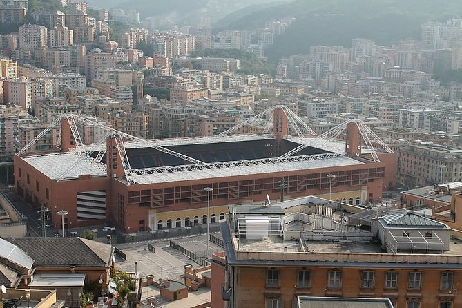 Private 3-hour Walking Tour of Genoa with official tour guide