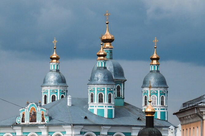 Explore Smolensk on a Private Day tour (from Moscow)