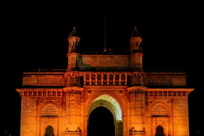 The Charms of Mumbai at Night: Private Kickstart Tour
