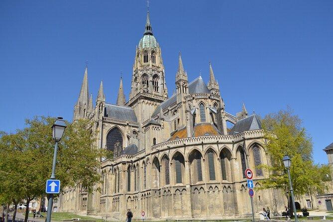 Bayeux Private Walking Tour