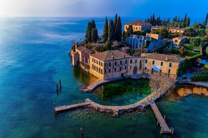 Private Full-Day Tour by Boat in Lake Garda