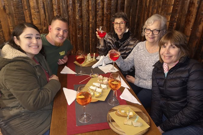 Food Tour of Venice through Rialto District with a Local
