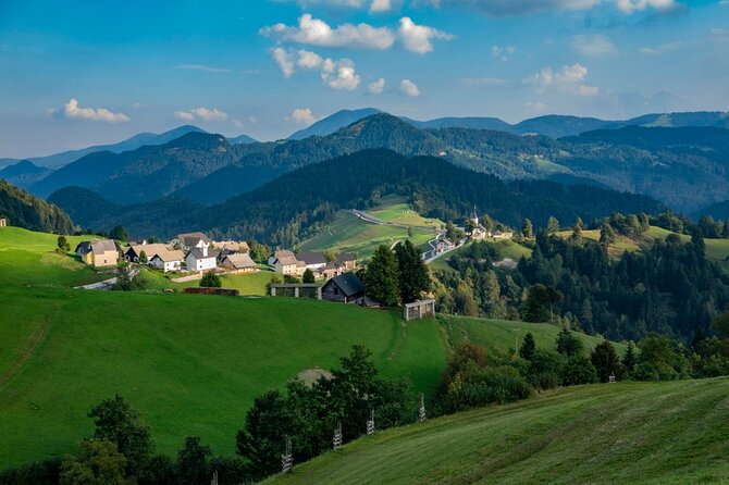 Visit Prekmurje, the land of watermills and storks - Private tour from Ljubljana