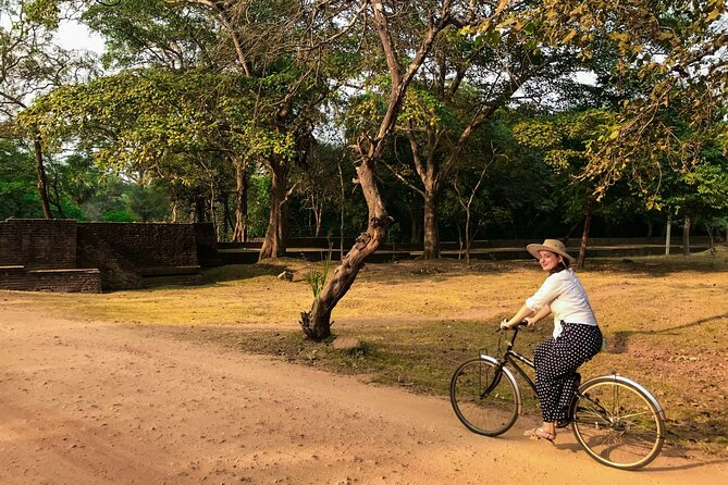 Cycling in Tissamaharama