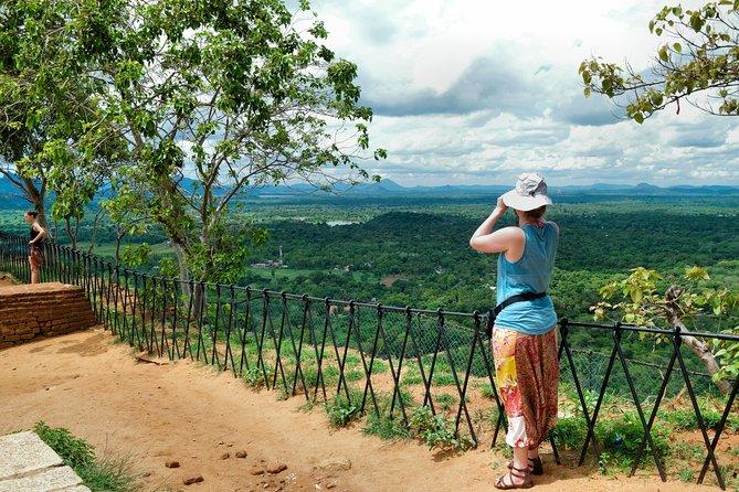 Private Day Trip to Sigiriya & Dambulla