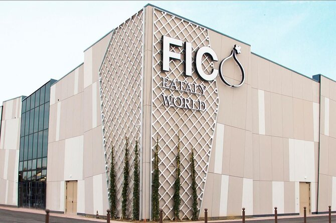 Return Private Transfer from Bologna to Fico Eataly World