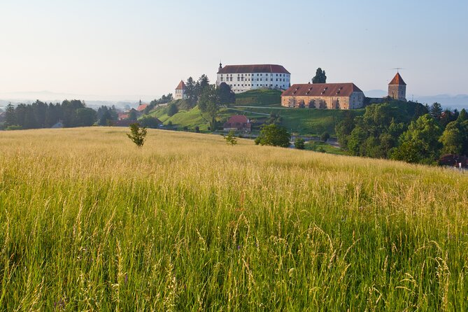 Explore the past and present of Prekmurje region - Private tour from Ljubljana