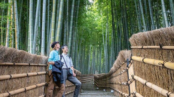 City Escape: Arashiyama Park Private Day Trip