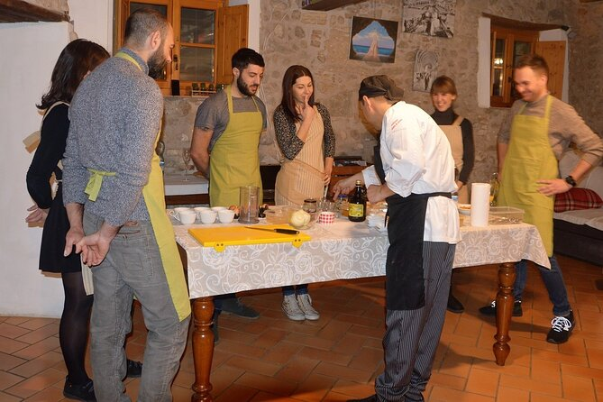Cooking Class Italian Food