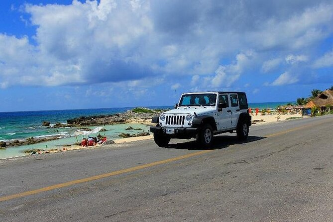 Private Jeep Tour in Cozumel