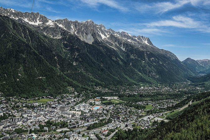 Chamonix Private Walking Tour