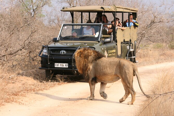 5 Day Kruger National Park Safari (English / German Guided)