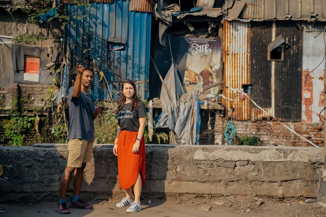 The Real Side of Dharavi: Mumbai Slums Private Tour with a Local