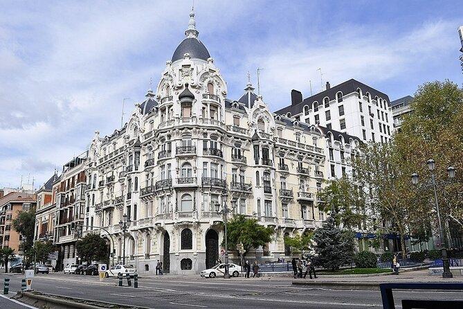 Spanish Architectures Tour