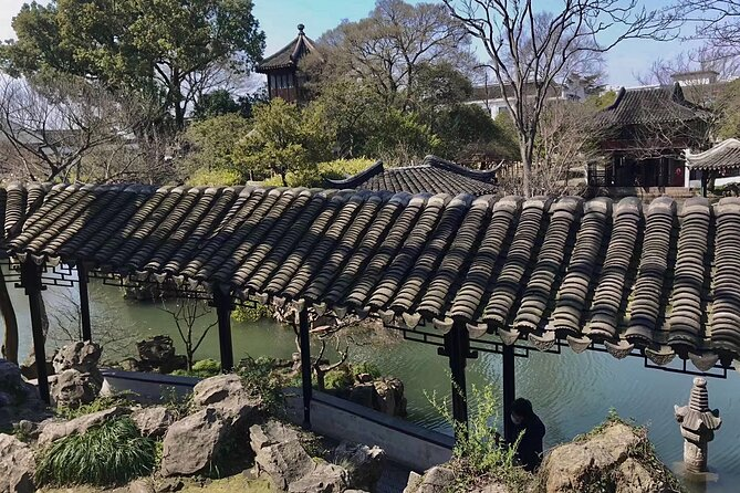 Suzhou Private Day Tour: Garden & Grand Canal