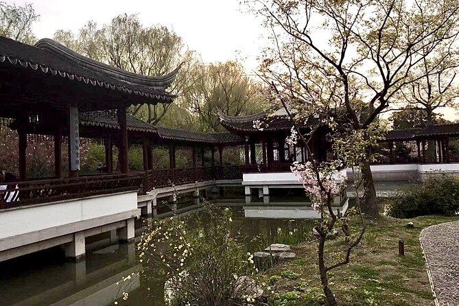 Suzhou 3-Day Private Tour Tongli Water Town