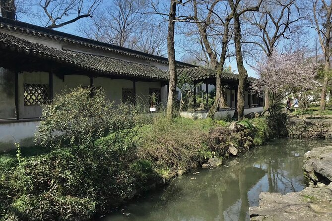 Suzhou 2-Day Private Tour with Tongli Water Village