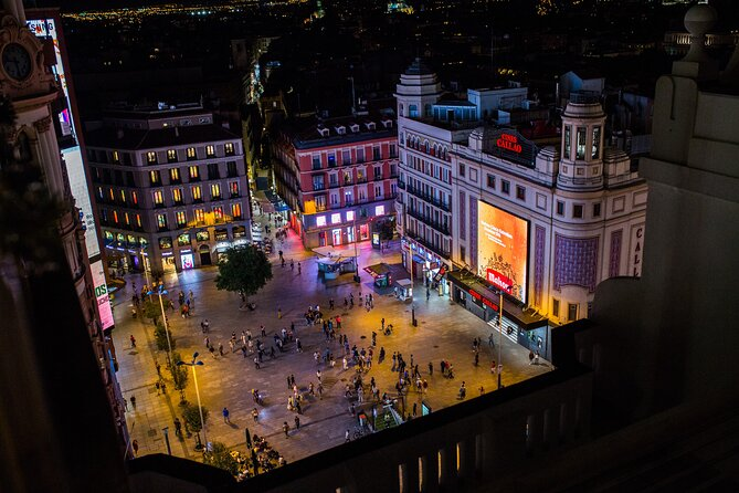 Nightlife Tour Drinks Tapas and Party Experience in Madrid