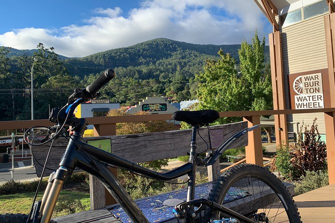 Aqueduct and Rail Trail Self-Guided Bike Tour in Warburton