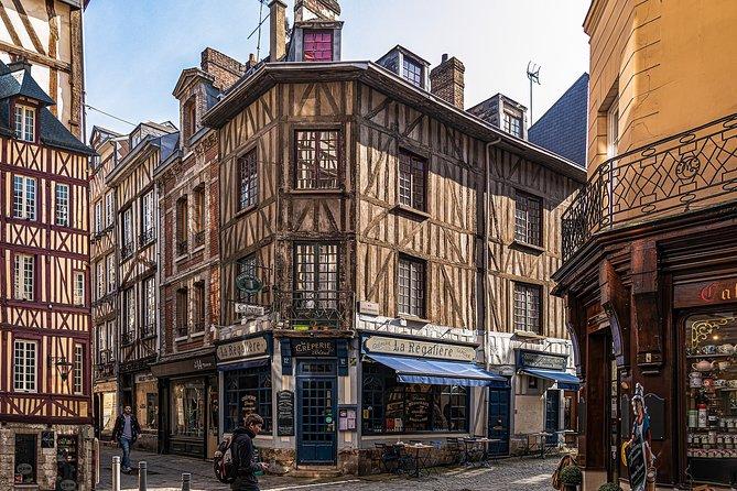 Rouen Private Walking Tour