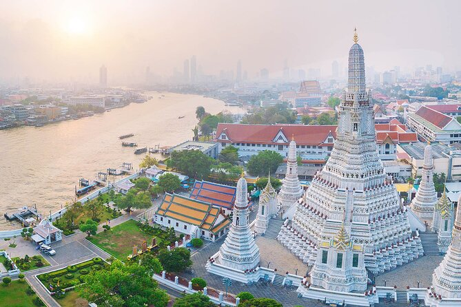 Private Tour - Top 3 Major Monuments (Grand Palace, Wat Pho, Wat Arun)