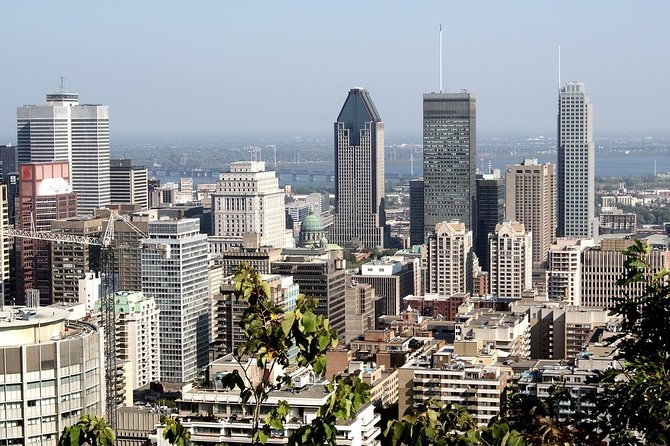 Private 8-hour City Tour of Montreal with driver and guide - Hotel pick up