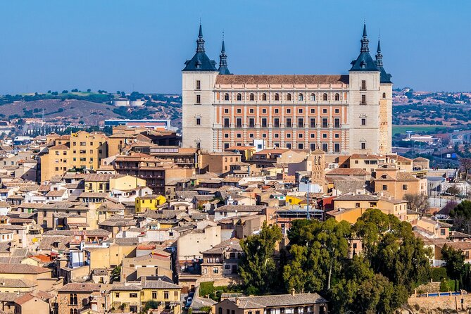 Magical Toledo - Half Day Trip from Madrid with culinary tasting