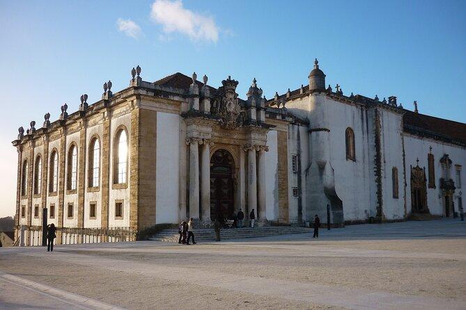 Coimbra Private Walking Tour