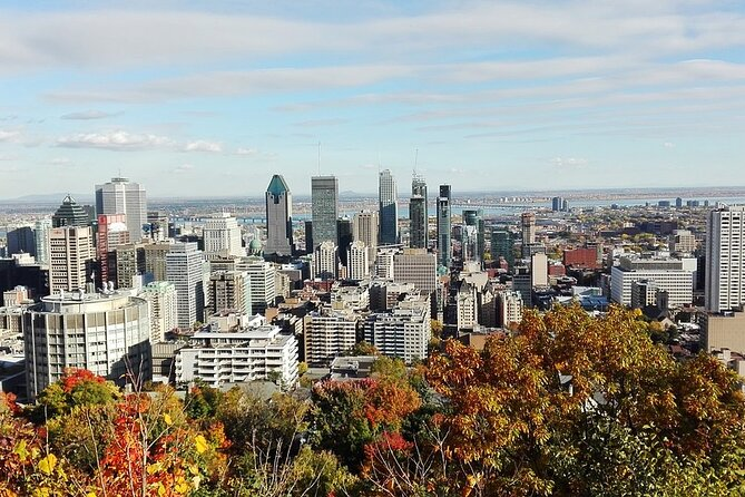 Private 4-hour City Tour of Montreal with driver and guide - Hotel pick up