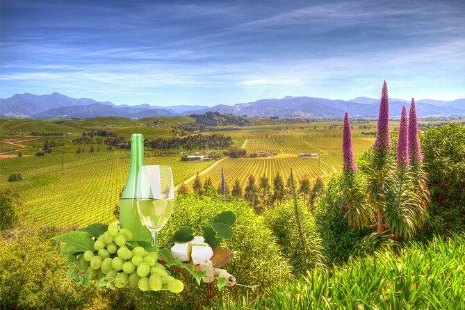 Winter Wine Gourmet and Scenic Pleasures of Marlborough:Group Tour
