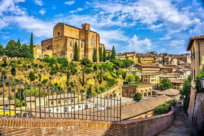 Siena Private Walking Tour