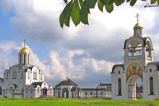 Minsk Private Walking Tour