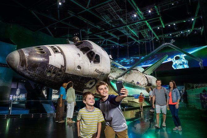 Private Tour: Kennedy Space Center Visitor Complex with Tour Guide