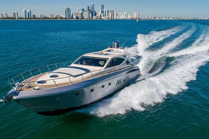 Half-Day Yacht Rental in Miami