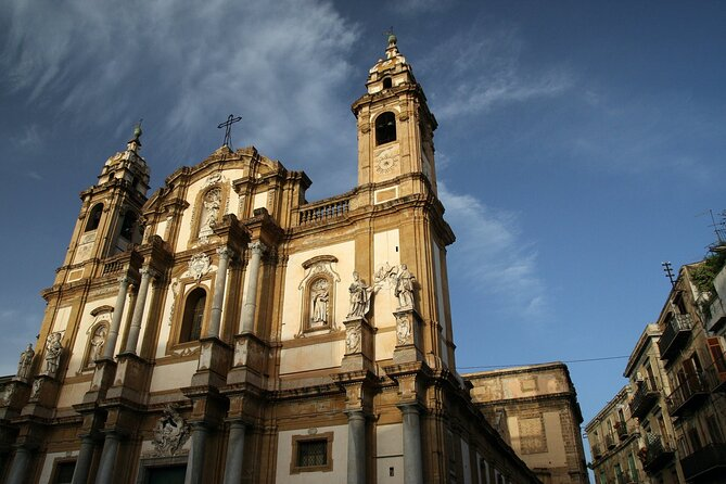 Palermo in Baroque: Private Walking Tour with a Local Guide