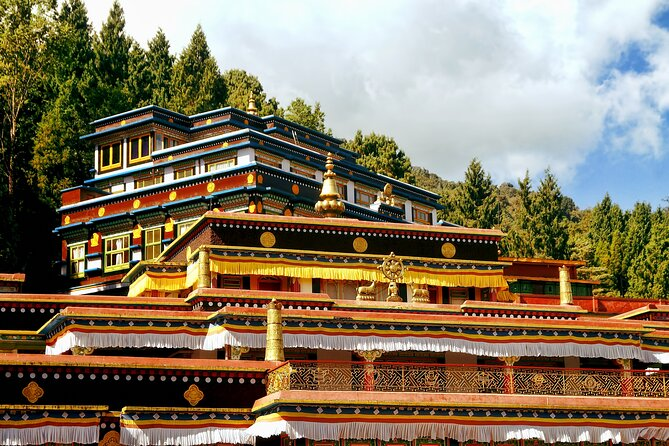 Discover the Spiritual Trails of Gangtok (2 Hours Guided Walking Tour)