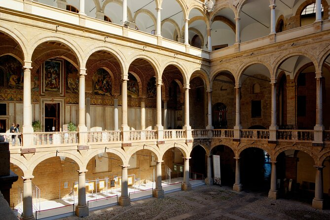 Palermo: In the Footsteps of the Normans Private Walking Tour