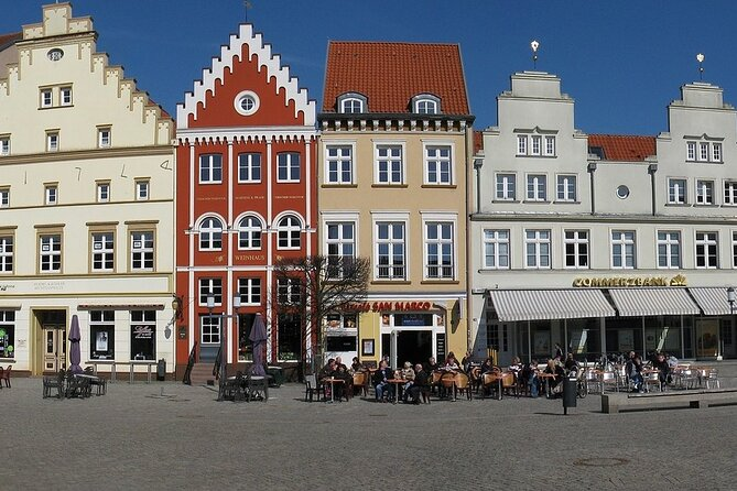 Greifswald Private Walking Tour