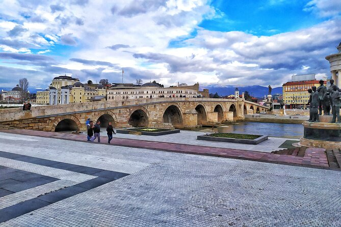Full day tour of Skopje and Matka canyon