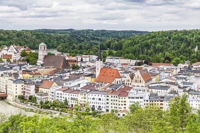 Wasserburg am Inn Private Walking Tour