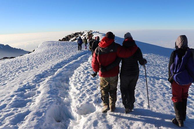 7-Day Private Machame Route to Mount Kilimanjaro Tour